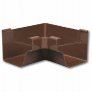Amerimax M1504 Miter Inside Traditional Brown 5 Inch