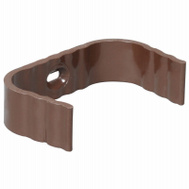 Amerimax M1634-30 Downspout Clip Traditional 2 By 3 Inch Brown