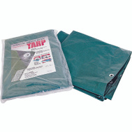 ProSource T0510GS140 Mintcraft Heavy Duty Poly Tarpaulin 8 By 10 Foot