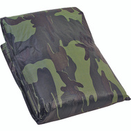 ProSource C1212110 Heavy Duty Camouflage Poly Tarpaulin 12 By 16 Foot