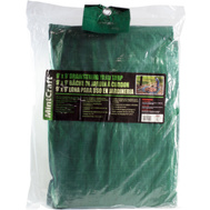 ProSource Y0909GG140 9 Foot By 9 Foot Yard Tarp With Drawstring