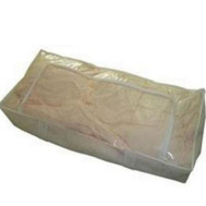 HomeBasix 05000919 Under The Bed Zippered Storage Bag 41 By 18 By 8 Inch