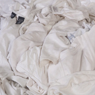 All Rags R701-50 Reclaimed White Knits 50#