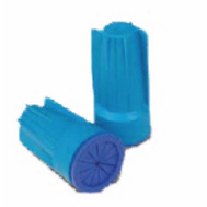 King Innovation 62325 15 Pack Blue Wire Connector