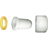 Anderson Metal 53746-1012 Nylon 5/8 Barb By 3/4 Inch Female Garden Hose