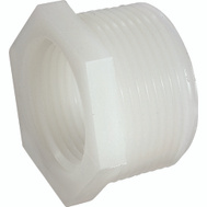 Anderson Metal 53610-1608 Nylon 1 By 1/2 Inch Hex Bushing