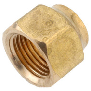 Anderson Metal 54018-12 3/4 Inch Forged Brass Flare Nut