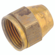 Anderson Metal 54800-06 3/8 Inch Space Heater Flare Nuts
