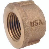 Anderson Metal 738108-12 3/4 Inch BRS Pipe Cap