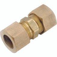 Anderson Metal 750062-05 Compression Union Brass 5/16