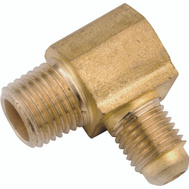 Anderson Metal 754049-0604 3/8 By 1/4 Inch Male Elbow