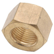 Anderson Metal 700061-04 1/4 Inch BRS CMP Nut