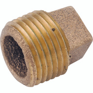 Anderson Metal 738109-32 Plug Cored Brass 2 In