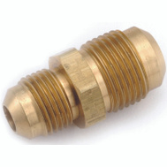 Anderson Metal 754056-0604 Union Flare Brass 3/8X1/4