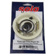 Solo 0610406-K Pump Repair Kit Diaphragm