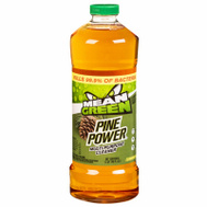 Mean Green 73125 Multi Purpose Cleaner Disinfectant Pine Power 48 Ounce Economy Size
