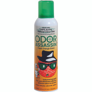Odor Assassin 124947 Odor Assassin 6 Ounce Orange