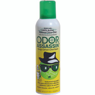 Odor Assassin 124949 Odor Assassin 6 Ounce Lemon-Lime