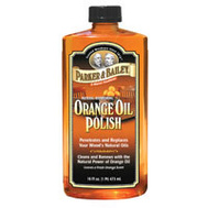 Parker & Bailey 510677 Polish Oil Wood Orange 16 Ounce