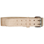 Maasdam 55134 Bucket Boss Saddle Leather Work Belt 1-3/4 Inch
