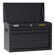 Stanley Tools STST22643BK Chest Tool 4 Drawer Black 26In