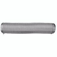 Builders Best 110131 Readi Pipe 4 Inch By 8 Foot Dryer Vent Kit