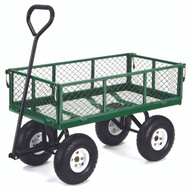 Tricam GOR400 Steel Cart With Fold Down Sides