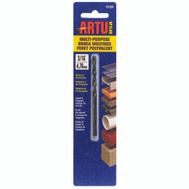 Artu 01020 Multi Purpose 3/16 By 3-1/2 Inch Colbalt & Tungsten Carbide Drill Bit
