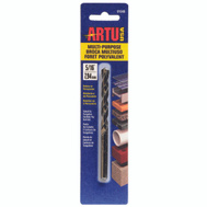 Artu 01040 Multi Purpose 5/16 By 4-1/2 Inch Colbalt & Tungsten Carbide Drill Bit