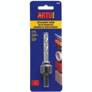Artu 02885 Replacement Hole Saw Arbor & Pilot Bit