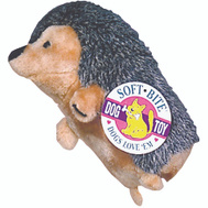 Petmate 07610 Booda Hedgehog Soft Bite Large