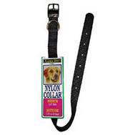Petmate 15410 Collar Nylon 5/8 By 14 Inch