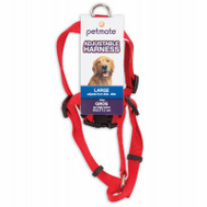 Petmate 19312 3/4X20-28 RED Harness