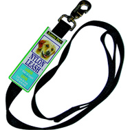 Petmate 20010 Lead Nylon 1 Inch By 4 Foot Single Black