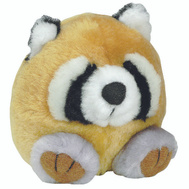 Petmate 53601 Booda Squatter Medium Raccoon Toy