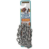 Petmate 82430 30 Inch Heavyweight Dog Choke Chain Collar