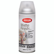 Krylon 51311 Crystal Clear Clear Matte Finish Spray