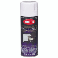 Krylon 7032 Lacquer Clear Gloss Lacquer Spray Paint 12 Ounce