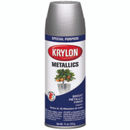 Krylon 1401 Metallic Bright Silver Spray Paint