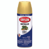 Krylon 1701 Metallic Bright Gold Spray Paint