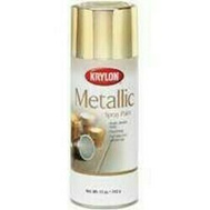 Krylon 1708 Metallic Brass Spray Paint