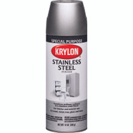 Krylon 2400 Special Purpose Stainless Steel Finish Spray Paint