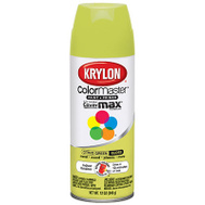 Krylon 53570 Colormaster Citrus Green Gloss Spray Paint