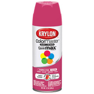 Krylon 53571 Colormaster Mambo Pink Gloss Spray Paint