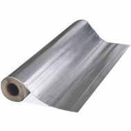 MFM Building 50041 Peel & Seal 4 Inch By 33-1/2 Foot Aluminum Peel And Seal