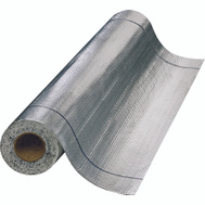 MFM Building 50012 Peel & Seal Aluminum Peel And Seal 12 Inch Wide Roll