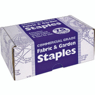 Easy Gardener 8150R/815 Fabric And Garden Staples 75 Pack