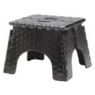 B&R Plastics 101-6AS Ez Fold Stepstool Assorted