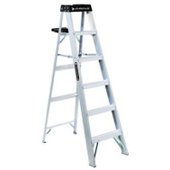Louisville Ladder AS3005 5 Foot Aluminum 1A Step Ladder