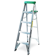 Louisville Ladder AS4005 Aluminum Step Ladder 5 Foot Type Ii